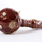 Булава «Разорванный мяч» фото