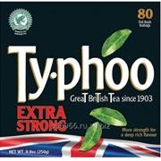 Чай черный сильной заварки Typhoo (80п) TH848 фото