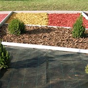 Геотекстиль в ландшафтном дизайне и садоводстве фото