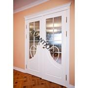 Классическая дверь MDF, арт. 80 фото