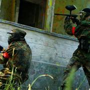 Организация выездных сценарных игр (тактический пейнтбол), Николаев фото