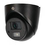 "Купольная антивандальная 4 в 1 видеокамера Dahua DH-HAC-HDW1220GP-0360B (CMOS 1/2.9"", 1920 х 1080, FullHD, Звук, HDCVI, HDTVI, AHD, PAL960H, IP67) фото"
