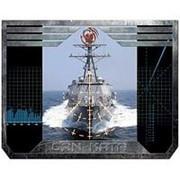 Коврик для мыши игровой Dialog Gan-Kata PGK-07 Warship, военный корабль фото