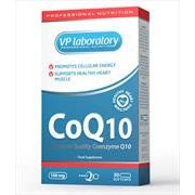 VPLab CoQ10 (30 капс). Антиоксидант коэнзим Q10. фото