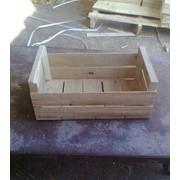 Ящики для мяса птицы, рыбы, овощей, фруктов фото