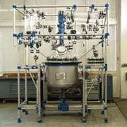 Оборудование для химических реакторов фото