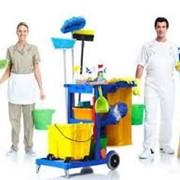 Уборка офисов, квартир, производственных помещений фото