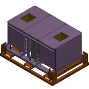 Печь индукционная канальная для плавки бронзы фото
