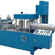 Автоматический станок для тиснения и складывания бумажных салфеток PUJL-Z(330) фото