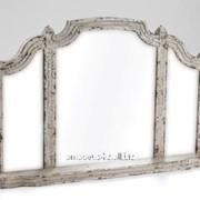 Зеркало с полкой Adelaide фото