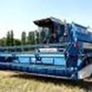 Уборка зерновых и масличных культур фото