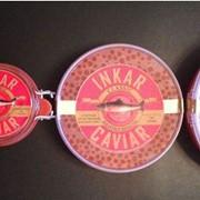 Икра лососевая красная Inkar Caviar 500 гр фото