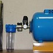 Установка и монтаж автоматики для скважины на воду фото