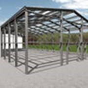 Комплексы для быстровозводимых металлических конструкций фото