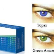 Цветные контактные линзы Soflens Natural Colors (1шт.) фото