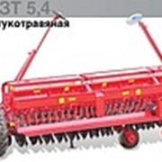 Зернотукотравяная широкозахватная сеялка АСТРА - 5,4Т фото