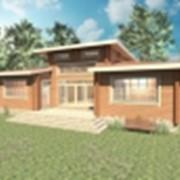 Дом деревянный фото