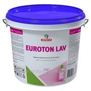 Краска в/д Euroton LAV (14кг) моющ. Supra ten350015 фото