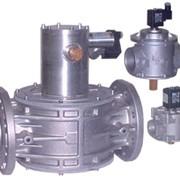 Клапаны нормально-закрытые электромагнитные с ручным взводом. фото