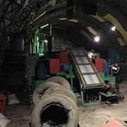 Линия по переработке резиновых изделий Alfa-tire Recycler 500 фото