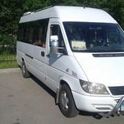 Доставка/развозка сотрудников на автобусе фото