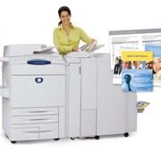 Цифровая печать плакатов, флаеров, визиток, наклеек, каталогов и др. фото