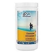 Хлорный препарат в гранулах для дезинфекции воды в бассейнах CHEMOFORM Кемохлор-СН фото