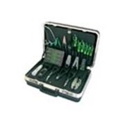 Чемодан инструментом для сервисного обслуживания сетей, 21 компонент арт.№220141 фото