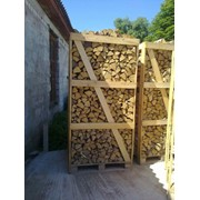 Дубовые дрова колотые фото