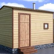 Мобильная баня 5х2.3 м  фото