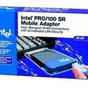 Адаптер Intel® PRO/100 SR для мобильных ПК (32-бит) фото