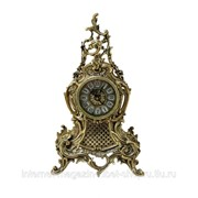 Часы Дон Луи XV каминные, Bello De Bronze 42 * 26см Металл Bello De Bronze фото