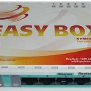 Маршрутизатор для организации связи со всеми удаленными подразделениями и серверами клиента EASY BOX фото
