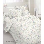 Комплект постельного белья Евро бязь люкс Вышиванка фото