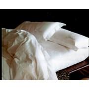 """Постельное белье КПБ Сатин Жаккард """"Королевский белый"""" выполнен из высококачественного 100%хлопка. фото"""