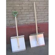 Лопаты металлические №1, №2, №3 фото