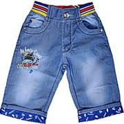 Джинсовые шорты № 7483-631 23 фото