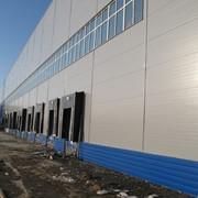 Строительство складских комплексов фото