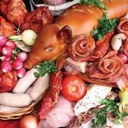 Шпик Крестьянский соленый в оболочке фото
