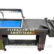 Оборудование тепловой сварки упаковочной пленки фото