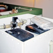 Системы очистки хозбытовых стоков фото
