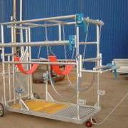 Станок для обработки копыт ПВ-2
