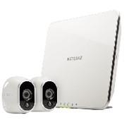Комплект беспроводного видеонаблюдения Netgear Arlo Smart Security System with 2 Arlo Cameras (VMS3230-100EUS) фото