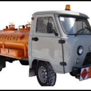 Топливозаправщик УАЗ-36223 фото