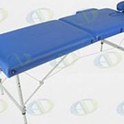 Стол массажный складной JFAL01A (рама алюминий) фото