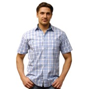 Рубашка мужская летняя фото