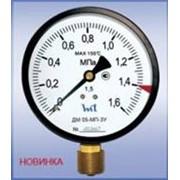 Манометр ДМ 05-МП-ЗУ общего назначения ГОСТ 2405-88 фото