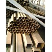 Металлические трубы фото