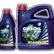 Масло MANNOL GASOIL EXTRA SAE 10W-40 фото