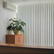 Вертикальные жалюзи европейского типа (127 мм) фото